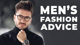 7 TERRIBLE Style Tips You Should Avoid  | Men