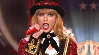 Taylor Swift We Are Never Ever Getting Back Together Live Performance State Of Grace X Factor 2013