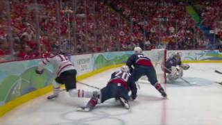 USA 2-3 Canada - Men's Ice Hockey Gold Medal Match   Vancouver 2010 Winter Olympics