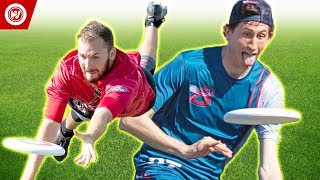 Ultimate Frisbee Highlights   AUDL 2017