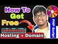How To Get Free Domain and Hosting Unlimited I Spin PHP Script With installation
