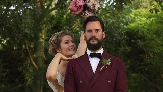 Burcu Biricik & Emre Yetkin Düğün Klibi