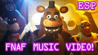 Five Nights At Freddys Live Action Video Musical - Canción de FNAF