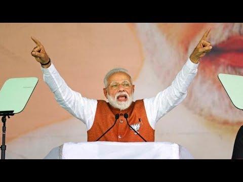 Xxx Mp4 LS Polls 2019 PM Modi Addresses A Rally In Gohpur Assam 3gp Sex