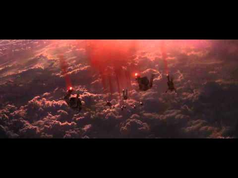 Godzilla 2014 H.A.L.O. Jump Scene 1080p