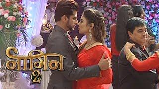Rocky & Shivangi ROMANTIC Dance | Naagin 2