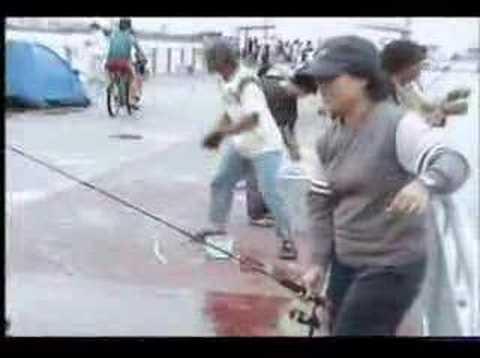 Bedok Jetty - Fishing Tamban