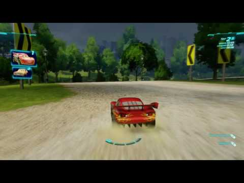 Cars 2 Xbox 360 Gameplay Request №1
