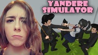 PICCOLA YANDERE BULLIZZATA - Yandere Simulator #24