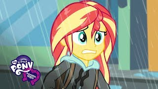 MLP: Equestria Girls - Sunset Shimmer's 'Monday Blues' Official Music Video