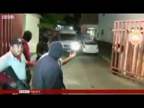 BRUTAL RAPE :Six Spanish tourists raped near Mexico resort  :BBC video