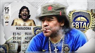 FIFA 18: F8TAL ICON Maradona #01 - Koksnase legt los 🔥🔥