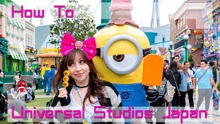 Universal Studios Japan (Cool Japan 2018): Tips, Tricks & Foodie Finds