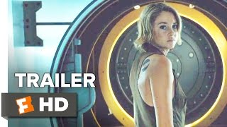 The Divergent Series: Allegiant TRAILER 2 (2016) - Shailene Woodley, Theo James Movie HD