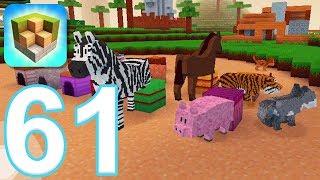 Block Craft 3D: City Building Simulator - Gameplay Walkthrough Part 61 - All Animals Unlocked (iOS)