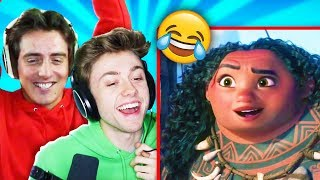 IF YOU LAUGH, YOU REPLAY THIS VIDEO! (The Pals React)