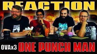 One Punch Man: OVA #3 REACTION!!