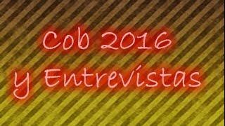 EN LA COB 2016 Y ENTREVISTAS | THE CHILIN | OtraVezLunesShow