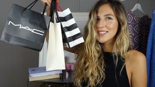 Kozmetik Alışverişi / MAC, Sephora, H&M