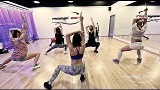 Iggy Azaka feat.Wale -- Work | Choreography by Polina Hey po | Model-357 Lab.