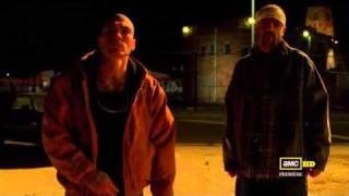 "Breaking Bad - 03x12 - ""Half measures"", ending scene"