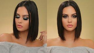 Easy Long Lasting Dramatic Makeup Tutorial