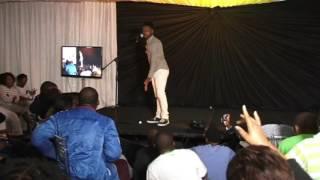 Siyanda Maphumulo Gonzo The Comedian