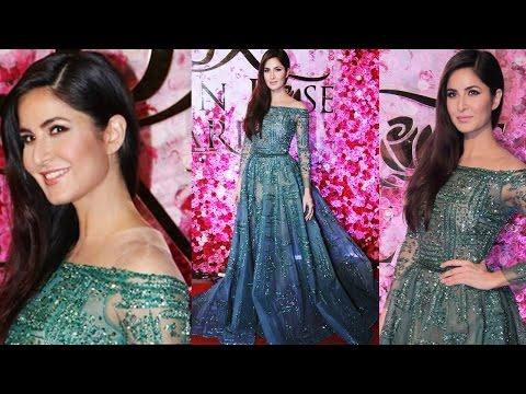 Stunning Katrina Kaif @ Lux Golden Rose Awards 2016 | Red Carpet Video