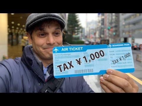 "Xxx Mp4 Japan's ¥1 000 ""Sayonara"" Departure Tax For Tourists Explained 3gp Sex"