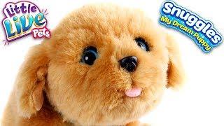 Gerçek gibi oyuncak köpek | Canım Köpeğim Snuggles | EvcilikTV En Yeni Oyuncaklar