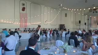 Father-daughter dance - Santos Bier Wedding