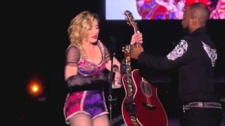 Madonnas Tribute To David Bowie