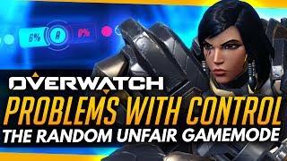 Overwatch | Control Gamemode UNFAIR? - Random Advantage Problem