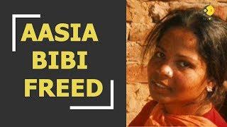 Aasia Bibi flies out of Pakistan