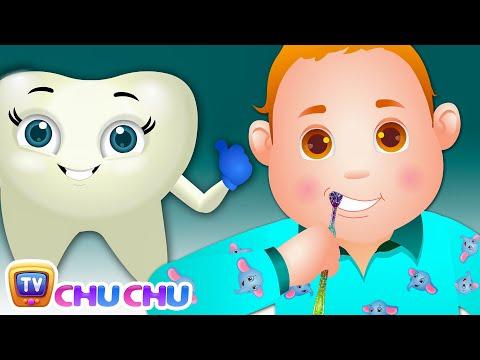 Xxx Mp4 Brush Your Teeth Song Good Habits Nursery Rhymes For Children ChuChu TV 3gp Sex
