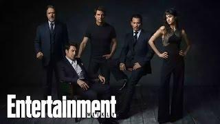 Universal's Monster Movie Universe: Johnny Depp, Javier Bardem   News Flash   Entertainment Weekly