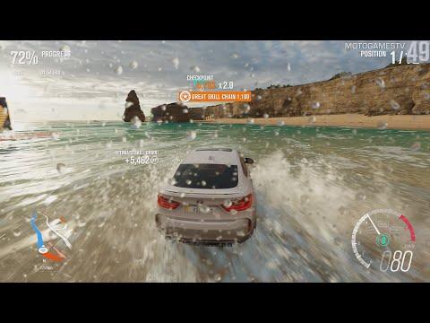 Forza Horizon 3 [PC] - GTX 980 Ti 4k 60FPS Gameplay