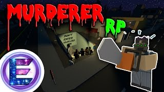 MURDERER RP - Spooky abandoned train station - 99.99% of you will not survive - Unturned Roleplay