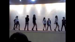 ChokoZeoul - Trouble Maker (Dance cover)