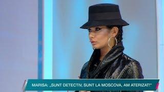 Bravo, ai stil! (26.05.2017) - Marisa si-a desfacut trench-ul! Ce purta pe dedesubt