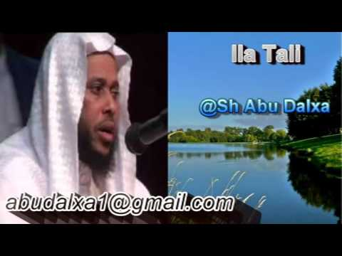 Sheekhoow:2bo  nin  ayaan kaladooran lahay@Sh Abu Dalxa