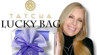 TATCHA LUCKY BAG 2017 | There