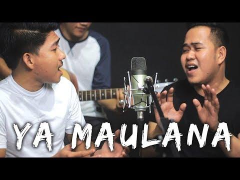YA MAULANA - SABYAN GAMBUS LIVE COVER BY ALLFACE BAND X ICAL DA3