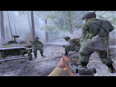 Xxx Mp4 WW2 Battle Of The Bulge Bastogne Call Of Duty United Offensive 3gp Sex