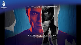OFFICIAL - Day of The Dead - Batman v Superman Soundtrack -  Hans Zimmer & Junkie XL