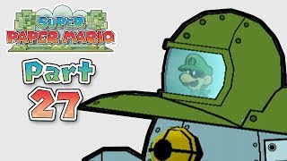 Super Paper Mario: Part 27 - The End of a World!