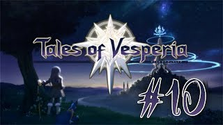 Tales of Vesperia PS3 English Playthrough with Chaos part 10: Panacea Ingredients