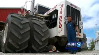 Meet Big Bud, the largest tractor in the world