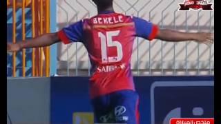 ملخص مباراة بتروجيت 3 - 1 سموحة | الجولة 19 من الدوري المصري