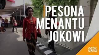 Cetar! Selvi Ananda, Menantu Jokowi yang Bikin Gagal Fokus